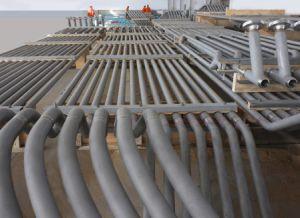 Wasserstoff Generation Tube in der Erdölraffinerie Plant