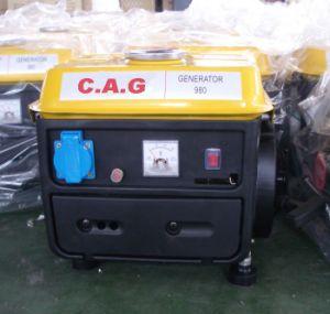 Generador de gasolina 950 de 650W 12V 500W 450W DC Generator