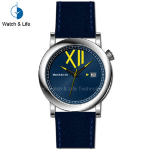 ステンレス鋼の腕時計の簡単な方法スイスの動きの腕時計の自動腕時計のメンズウォッチ