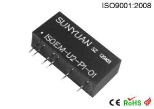 4-20mA de 0-10V transmissor com isolamento de 3kv