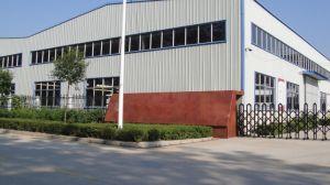 Prefabricados de acero de la luz derramada/Fábrica Taller Edificio de estructura de acero