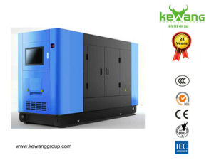 500kw Prime Power Silient Diesel Generator con Cummins Engine