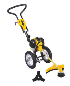 Cepillo con ruedas Handpush cortadora/ Cepillo Cutter