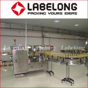 공장 가격 자동적인 5L 애완 동물 병 기름 채우는 캡핑 기계