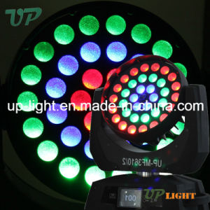 Nuevo PC de 36*10W 4en1 RGBW LED Aura Zoom