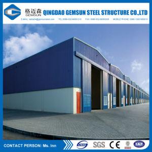 Varios Span Pre-Engineered Estructura de acero de la luz de la construcción
