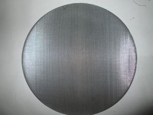 Aangepast 304 Roestvrij staal Geweven Pakken van de Filter van de Schijven van het Netwerk