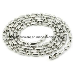Metal Pre-Cut 24 pulgadas de la cadena de bolas de acero inoxidable