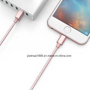 Фги сертифицированных 1/2/3m молнии питающего кабеля передача данных USB для iPhone 7/6/5