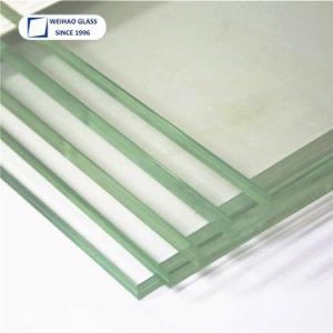 China Company Hotsale vidrio laminado para tabique de la puerta de la ventana