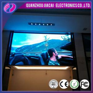 La Chine à l'intérieur plein écran LED de l'étape de couleur pour le concert