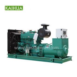 tipo aperto generatore di 375kVA/300kw Cummins del diesel