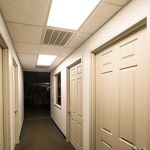 Kriteriumbezogene Anweisung 80 120lm/130lm/110lm/100lm. Watt 1X1FT/2X2FT/1X4FT/2X4FT 20/30/35 der /40W/50/60W/72W/75W-LED Panel-Decken-Lampen-Panel Leuchte-LED mit Dlc 4.0 /ETL/TUV/FCC