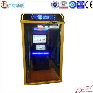Hete Machine 2 van de Karaoke van de Verkoop Staaf van de Karaoke van de Cabine KTV van de Speler 3D Correcte Onafhankelijke Mini