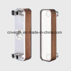 より冷たいヒートポンプのエアコンの工場によってろう付けされる版の熱交換器のためのOEM