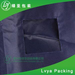 Comercio al por mayor calidad Logotipo personalizado Tejido sin tejer Palo cubierta/bolsa de ropa de hombre