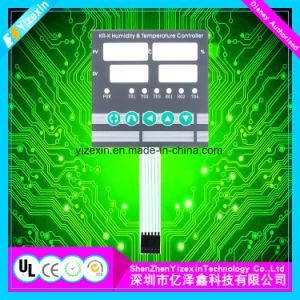 Zoll Soem-wasserdichter Screen-Tastatur-taktilmembranschalter der Qualitäts-2017