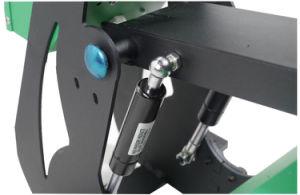 Термосублимационная печать высокого давления Ce-Certified футболка тепла нажмите клавишу