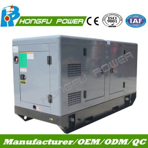 Potência 360kw/450kVA gerador de geração elétrica silenciosa com motor Sdec Shangchai