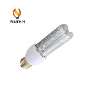 Alto lúmen 7W levou luz de milho com luz de forma CFL