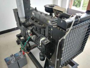 100kw gerador gerador diesel Perkins gerador elétrico de partida automática