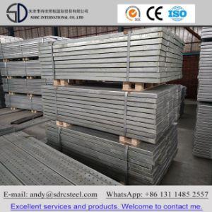 Stahlbaugerüst-Plattform-Planke, Weg-Vorstand