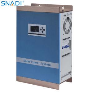 Snadiの製造業者24V/48V 1000Wへの太陽エネルギーシステムホームのための格子ハイブリッド太陽インバーターを離れた6000W