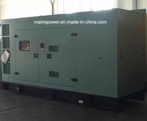 310kVAスタンバイの評価のCumminsのディーゼル発電機の防音の発電