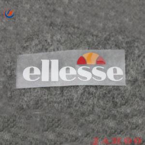 As transferências de impressão de tela personalizado T-shirt etiquetas cuidados impresso de Transferência de Calor