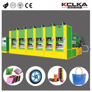 Kclka célèbre EVA sandale de chaussures en plastique Machine de moulage par injection
