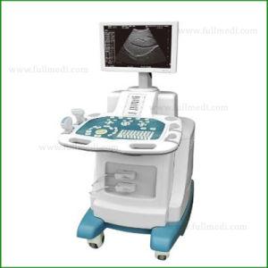 Banheira de venda barato FM-9002B Carrinho scanner de ultra-som digital com marcação CE