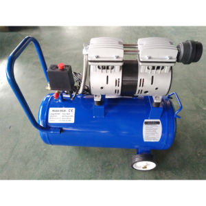 750W 30L 공기 나사 회전하는 휴대용 Oilfree Oilless 피스톤 압축기 펌프