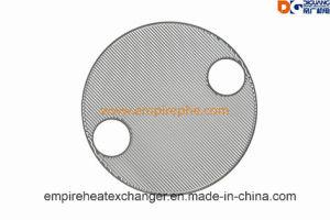 Le joint et la plaque pour la plaque et le châssis Échangeur de chaleur de l'eau de traitement dans l'eau potable L'utilisation
