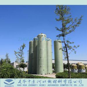 La salmuera Waster química del agua El agua del tanque de fibra de vidrio GRP FRP