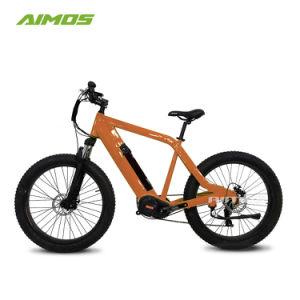 26inch Hidden Batterie 36V 350W Fat pneu vélo électrique mi vélo électrique du moteur