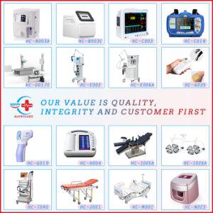 B L'échographie/produits de soins à domicile/Laboratoire Machine/équipements à usage vétérinaire/moniteur patient/de premiers soins et équipements d'urgence et d'anesthésie/respirateur machine/l'ECG