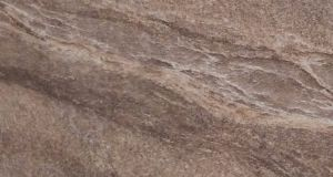 De marmeren Steen kijkt de Tegel van de Muur