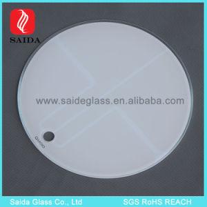 Le verre trempé conductrices de l'OTI Capot supérieur pour le corps de l'échelle échelle de l'échelle de poids de matières grasses de la santé