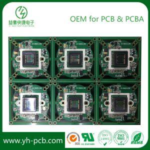 Double carte de circuit imprimé multicouche de cuivre assemblée avec RoHS Manufactur
