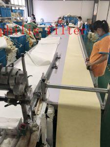 Тефлона Teflon игольчатый перфорированного фильтр тканью считает мешок для сбора пыли