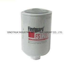 Heißer Verkauf Bosch Fleetguard Fs19789/19732 Fs1280 Kraftstoffilter für Cummins Engine