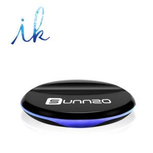 Sunnzo L9 androider intelligenter Fernsehapparat-Kasten mit Felsen-Chip Rk3229 2GB RAM/16GB ROM-Support 4K 1080P, 2.4GHz WiFi