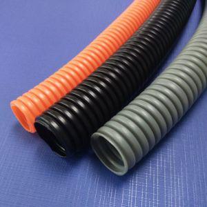 Tuyau en plastique PA6 PP PE Conduit souple en plastique tuyau ondulé