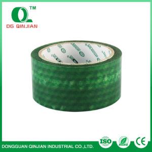 De Zelfklevende Waterdichte Lichtgroene Band BOPP van het karton