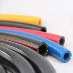ステンレス鋼ワイヤー編みこみのLPG Npgの適用範囲が広いガスのホース