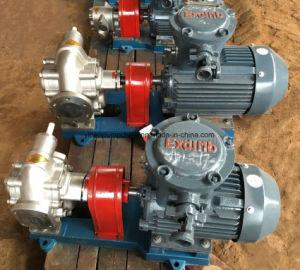Pompa di olio magnetica dell'attrezzo dell'acciaio inossidabile di serie di KCB