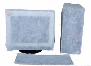 Tessuto non tessuto all'ingrosso dei pp per la tappezzeria della mobilia