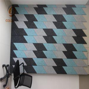 Holzwolle-akustisches Panel für große Hallen