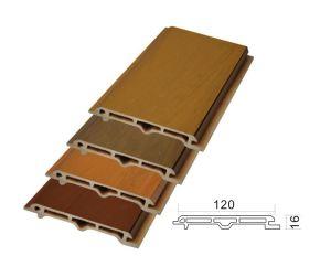 Het asa-pvc Co-Uitgedreven Houten Plastic Samengestelde BuitenMateriaal van de Decoratie van de Muur WPC