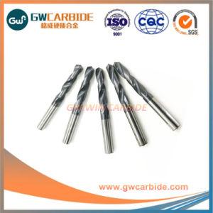 Couper du métal solide Twist Foret en carbure de tungstène